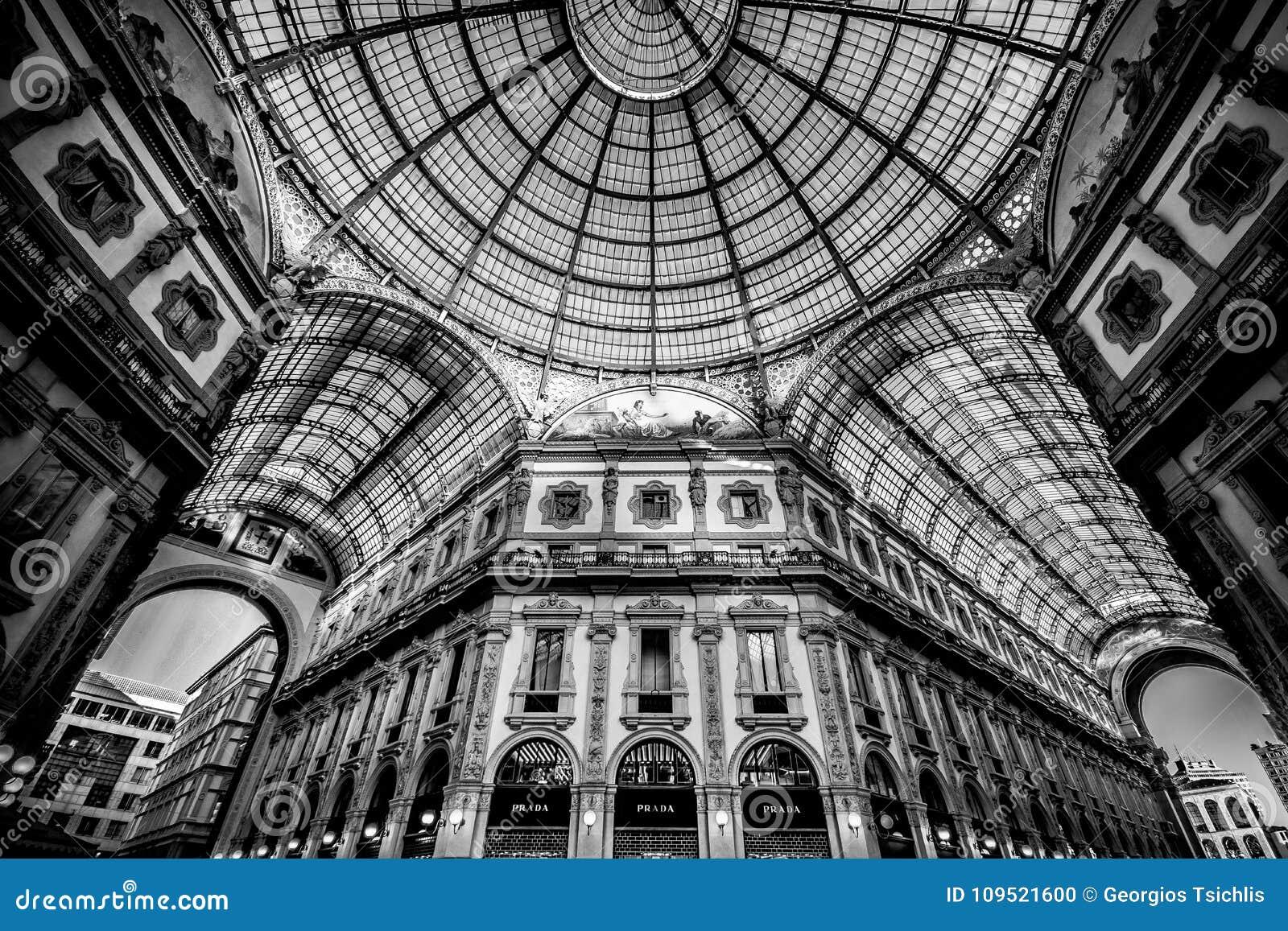 Galleria Vittorio Emanuele ΙΙ στο Μιλάνο