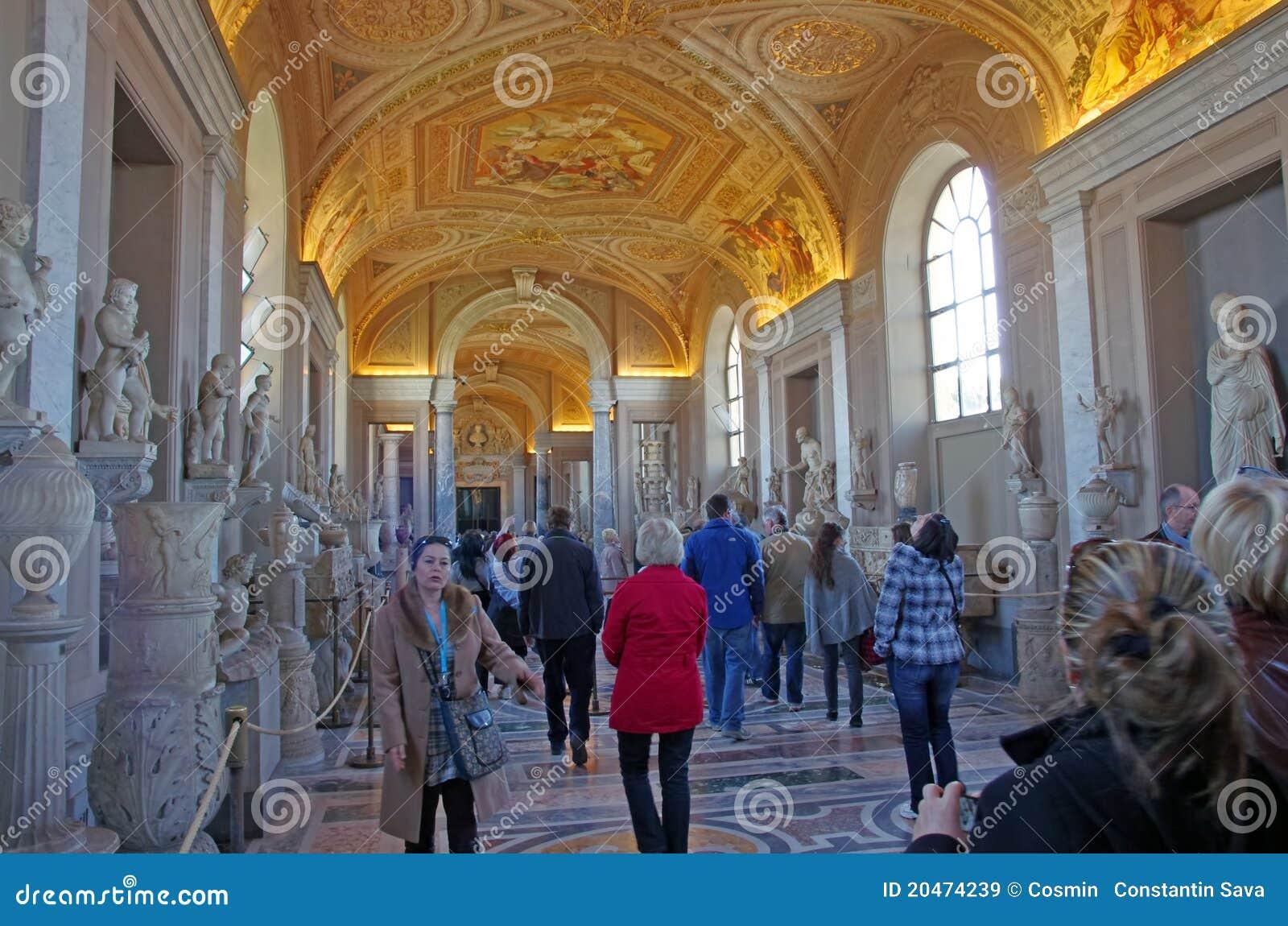 Gallerimuseum vatican