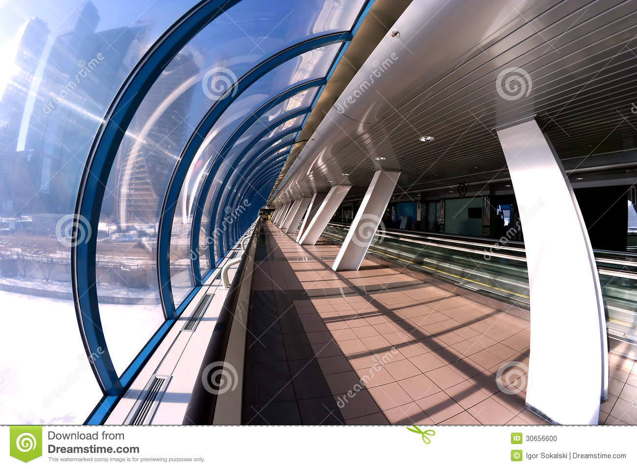 Modern Architecture Interior modern architecture interior royalty free stock photo - image