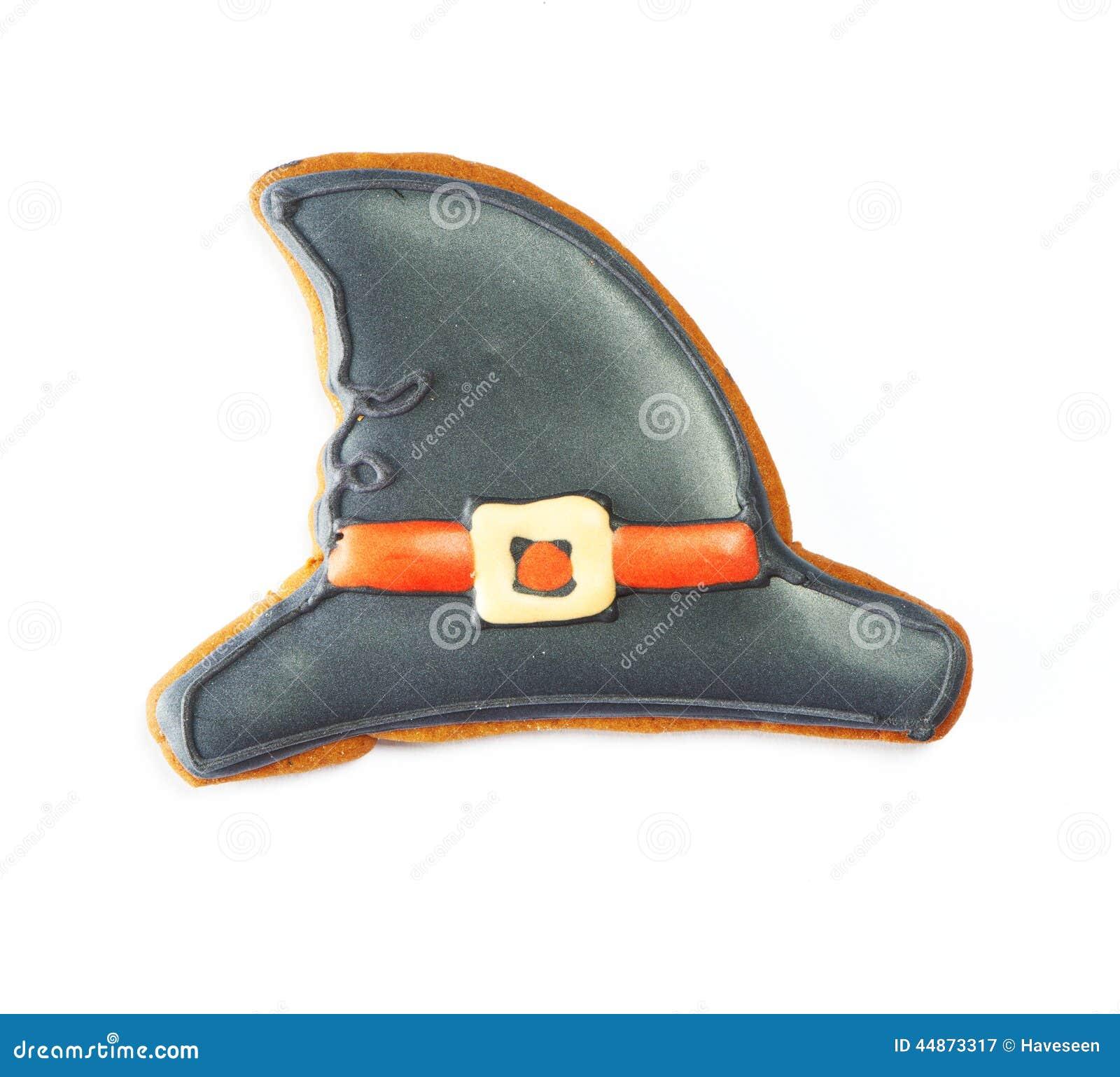 Galleta del pan de jengibre de Halloween