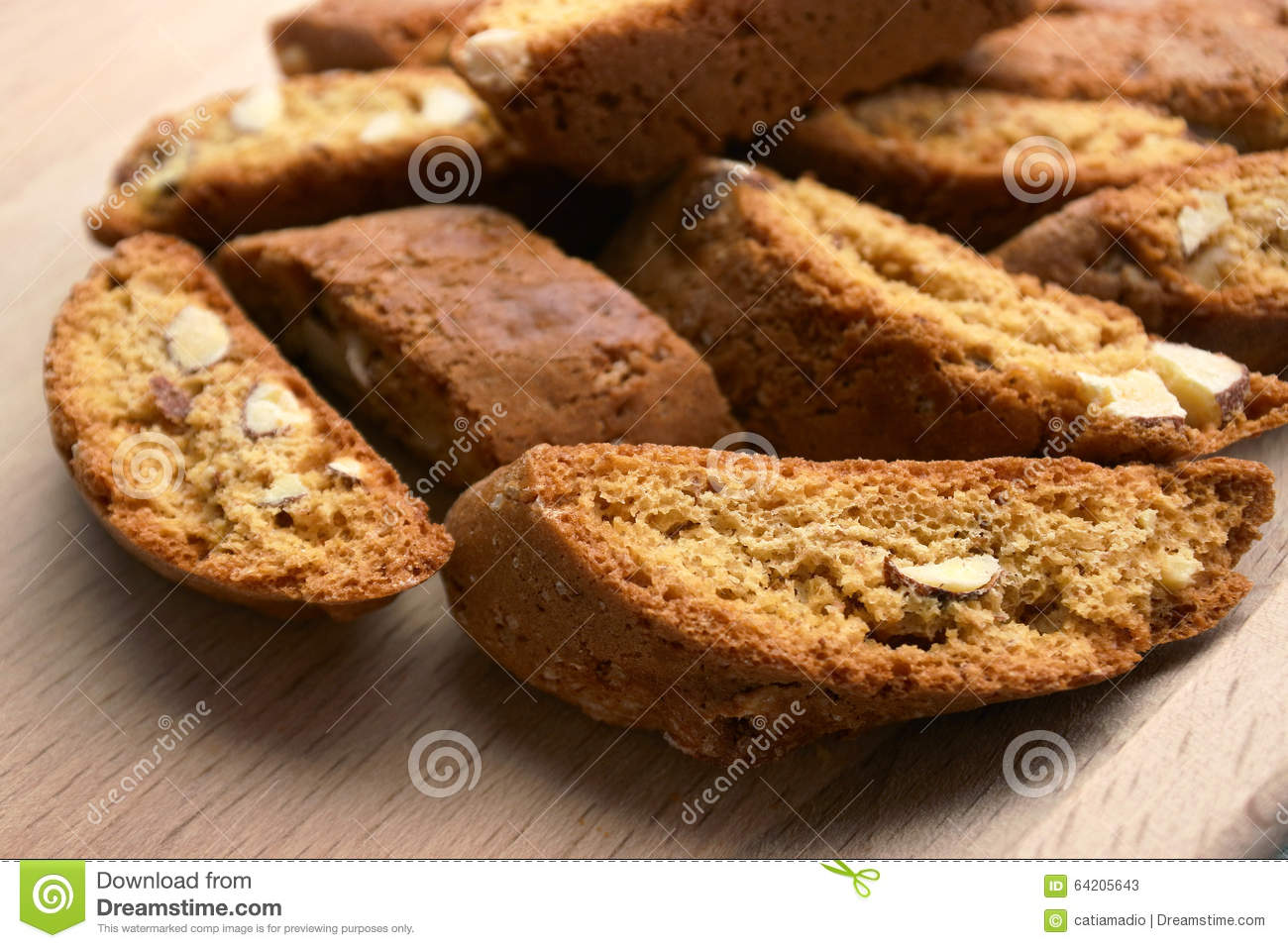 Galletas de Cantucci