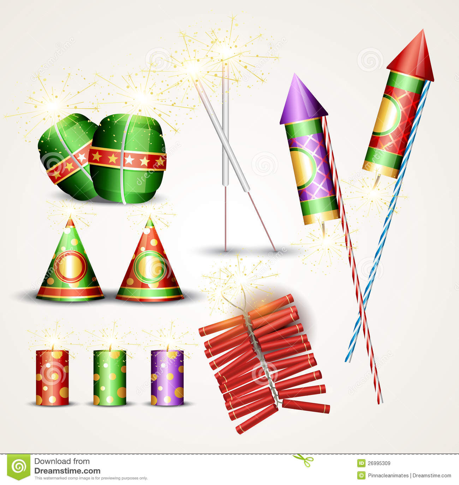 Galletas de Diwali fijadas