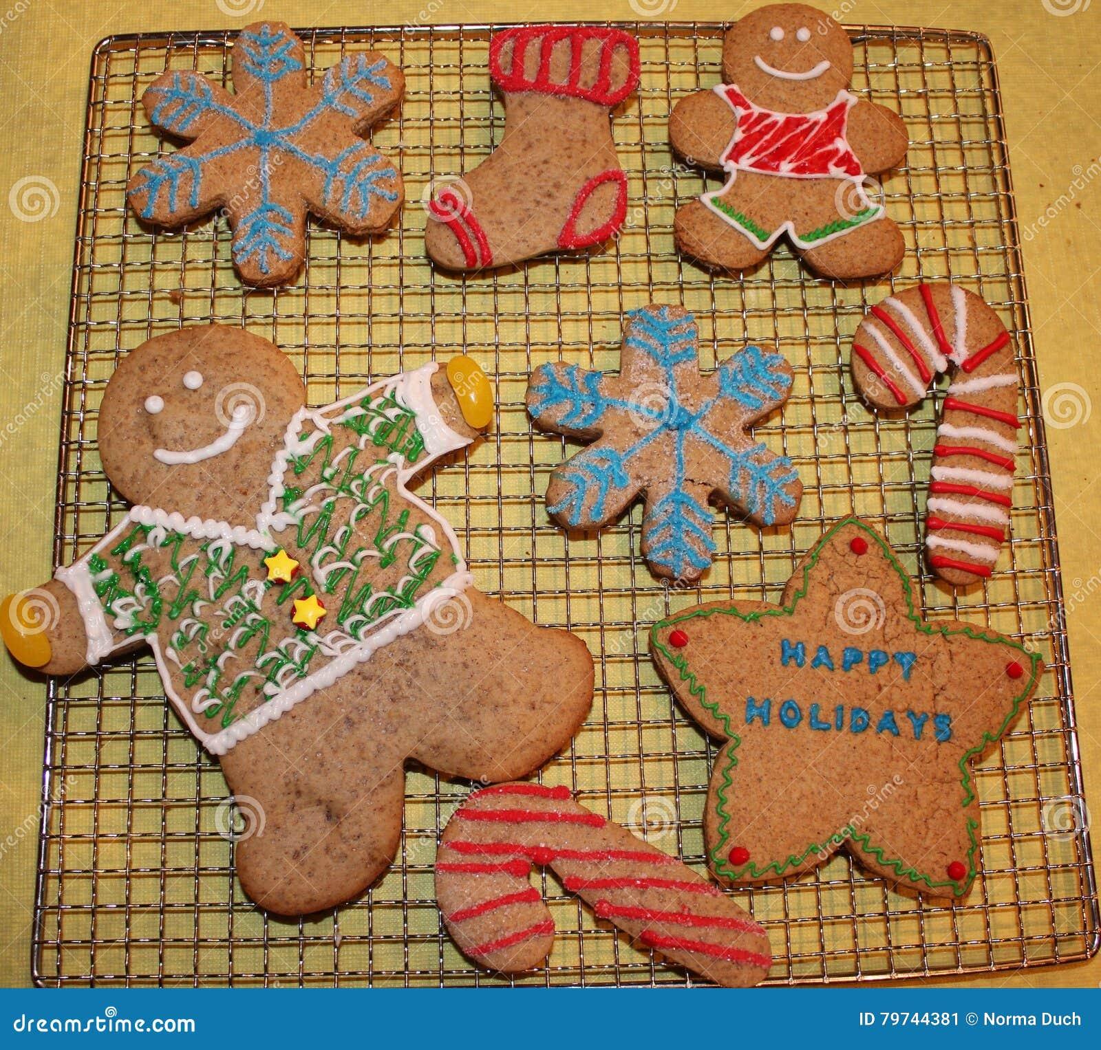 Galletas de Ginger Christmas