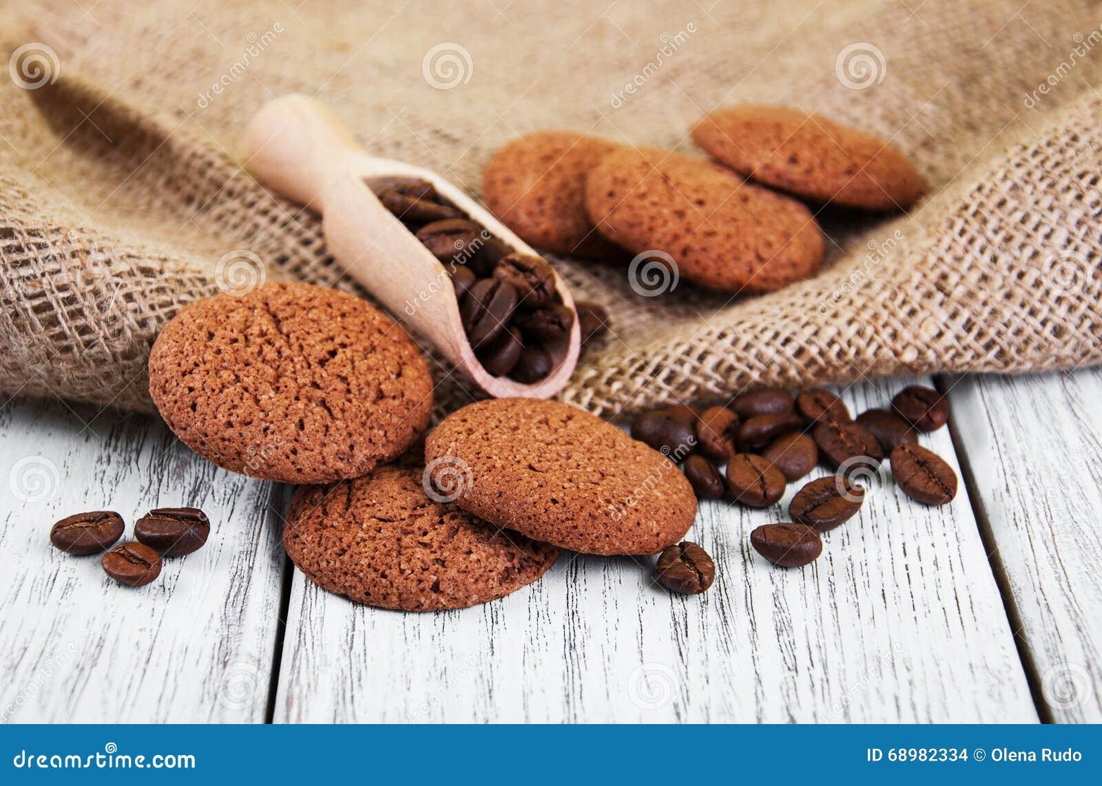 Galletas de harina de avena sanas