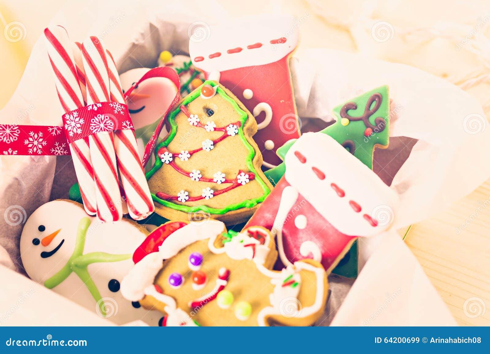 Galletas de la Navidad