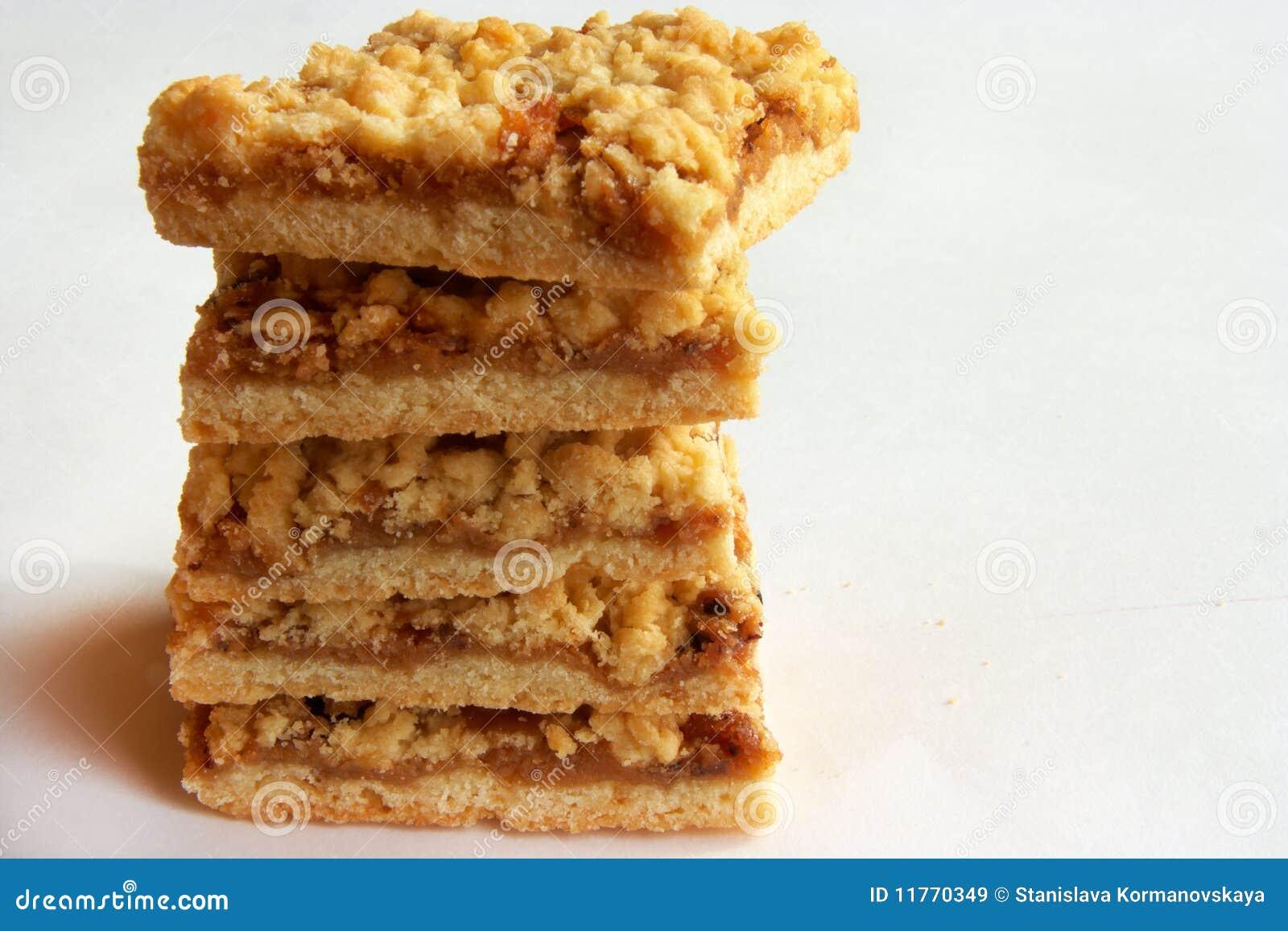 Galletas de torta dulce