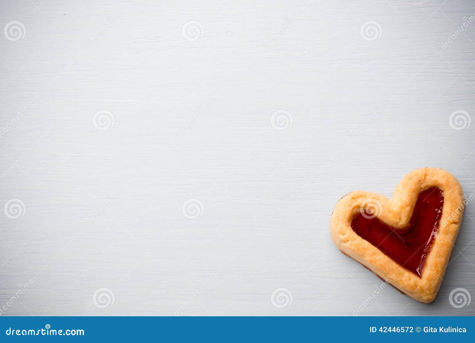 Galletas del corazón