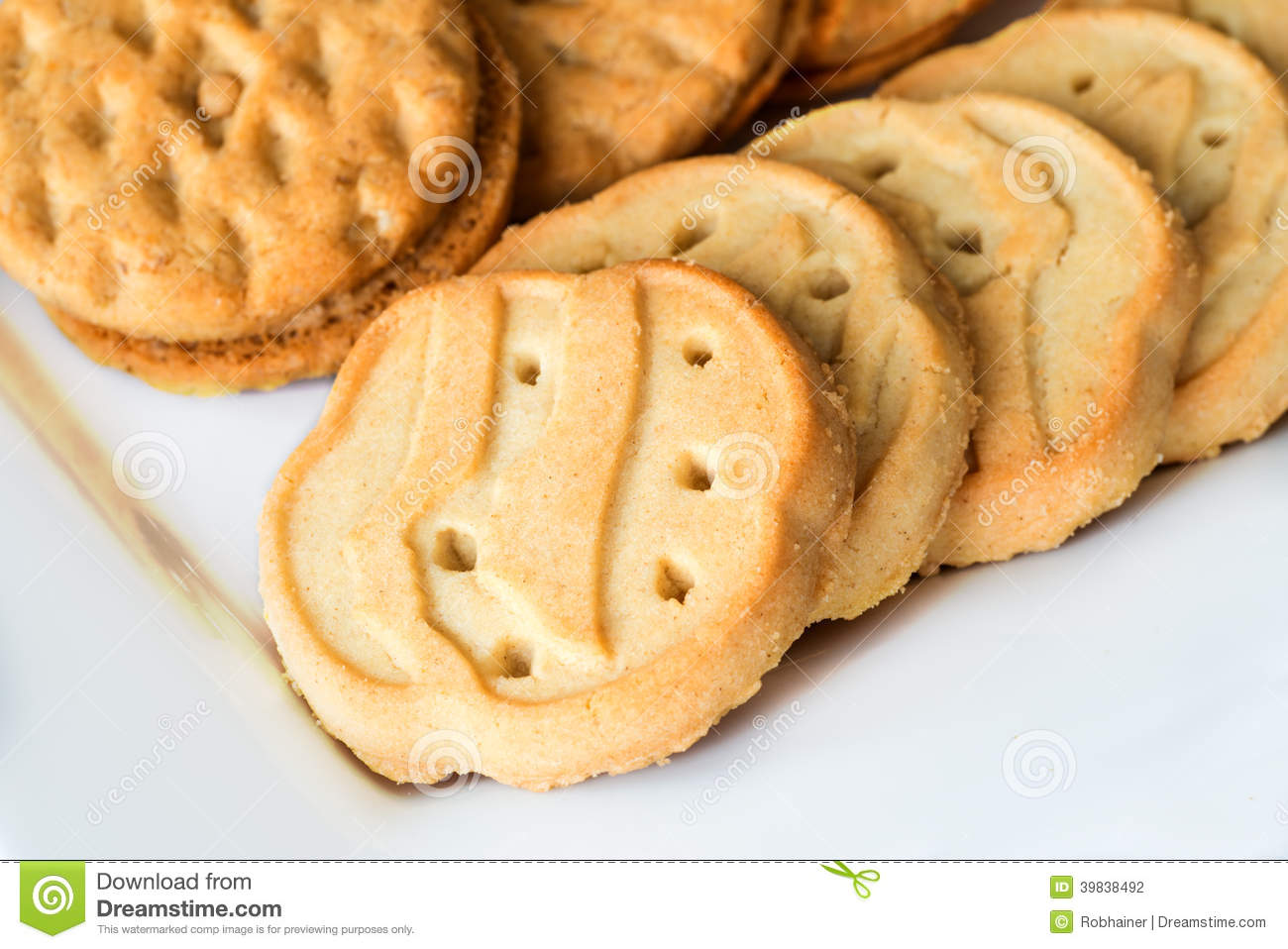 Galletas del girl scout