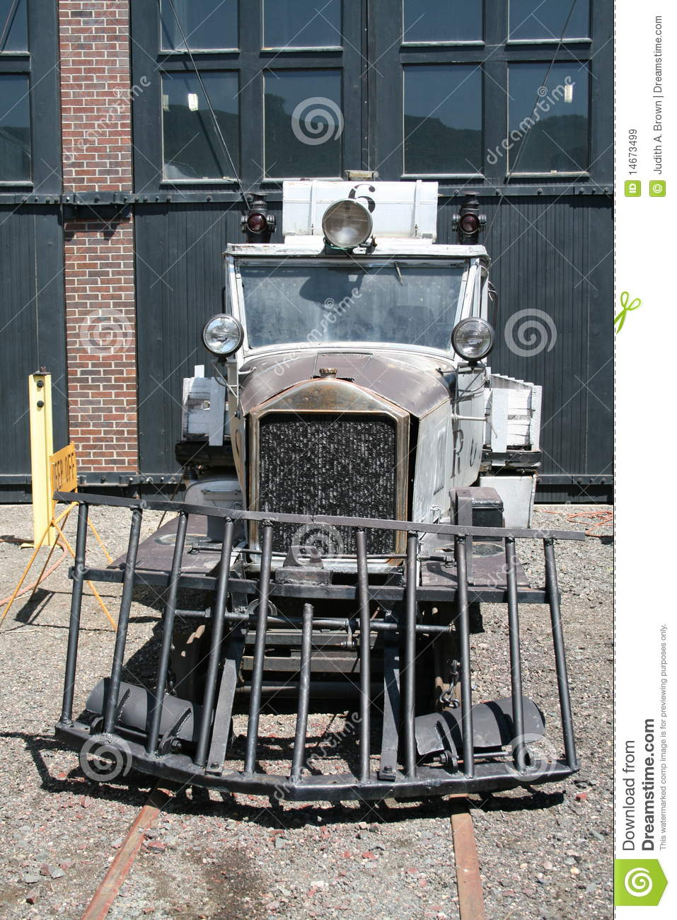 Galloping Goose editorial stock image  Image of museum - 14673499
