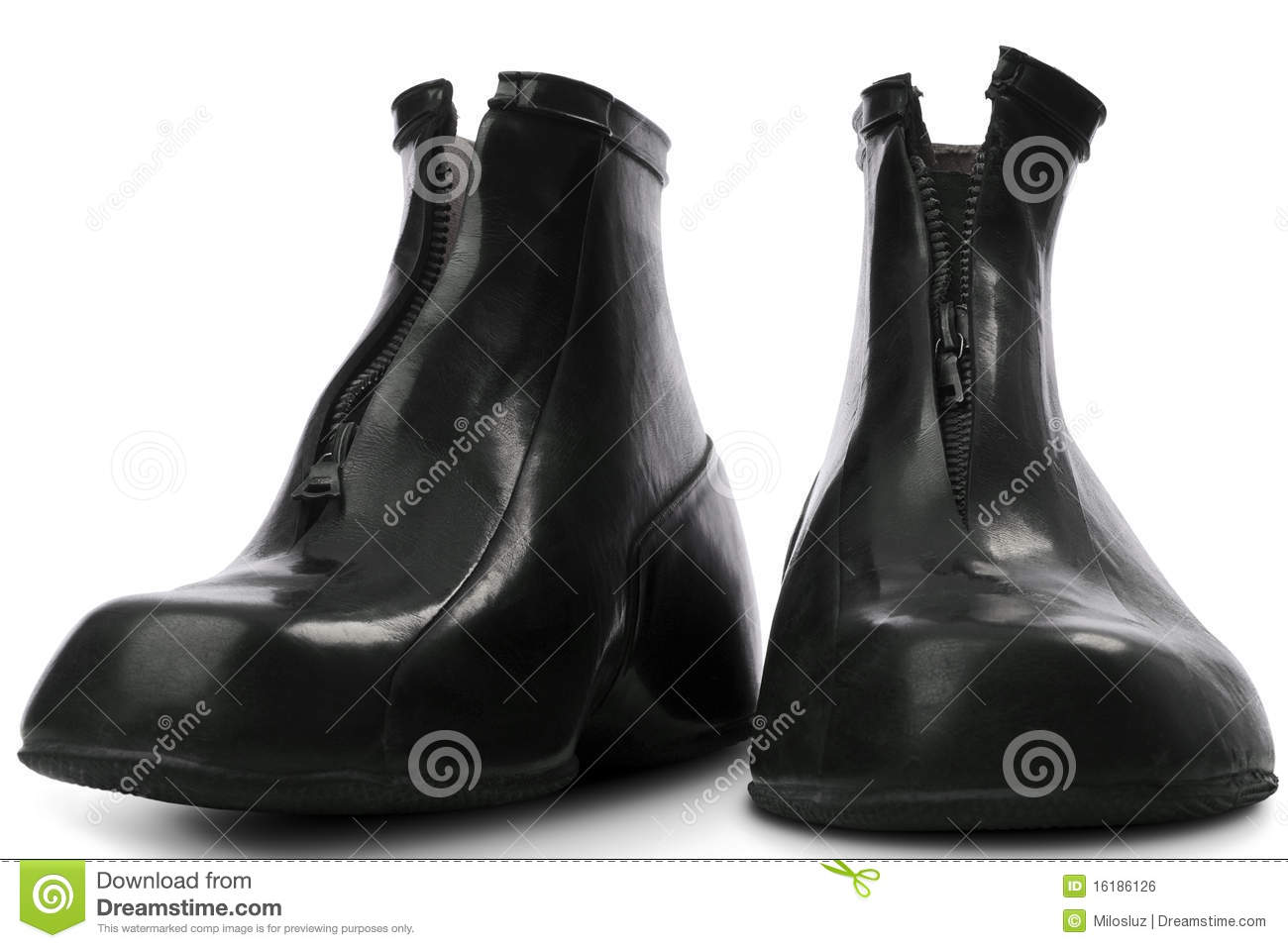 Galoshes Royalty Free Stock Image - Image: 16186126