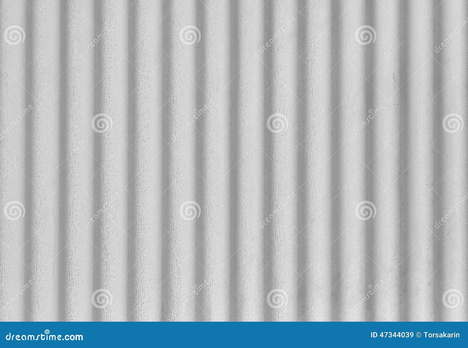 Galvanize Steel Stock Photo Image 47344039