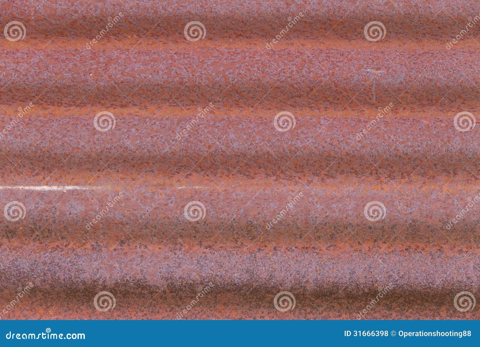 Galvanized Sheet Rust Royalty Free Stock Photos Image