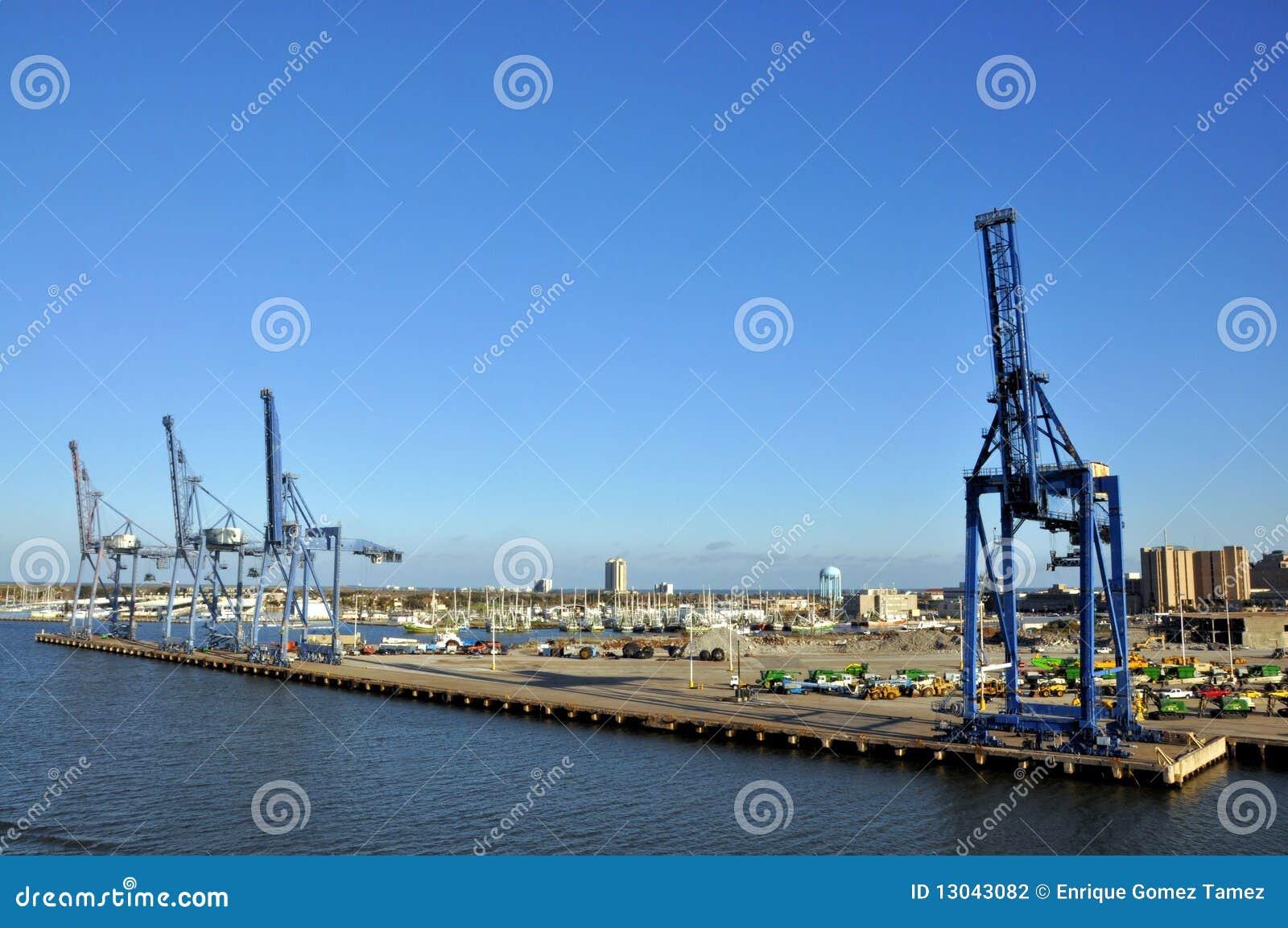 Galveston端口