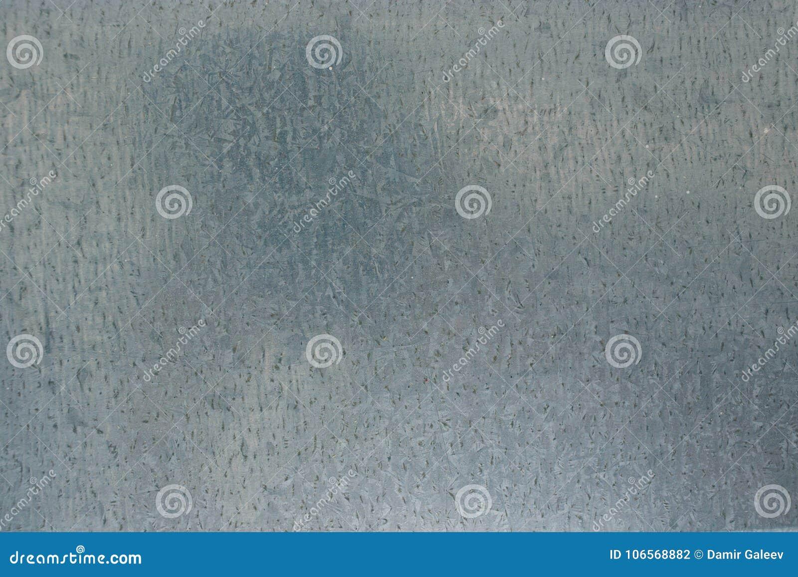 Galwanizujący stalowego talerza tło - kruszcowa nierdzewna panwiowa chrom tekstura