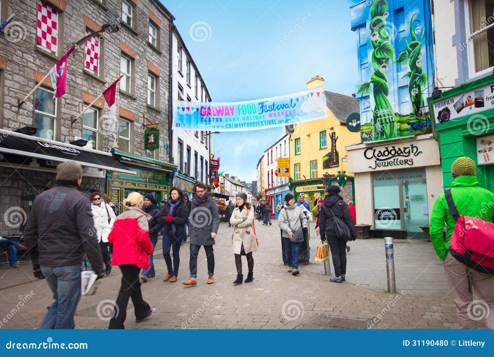 Galway Irlandia