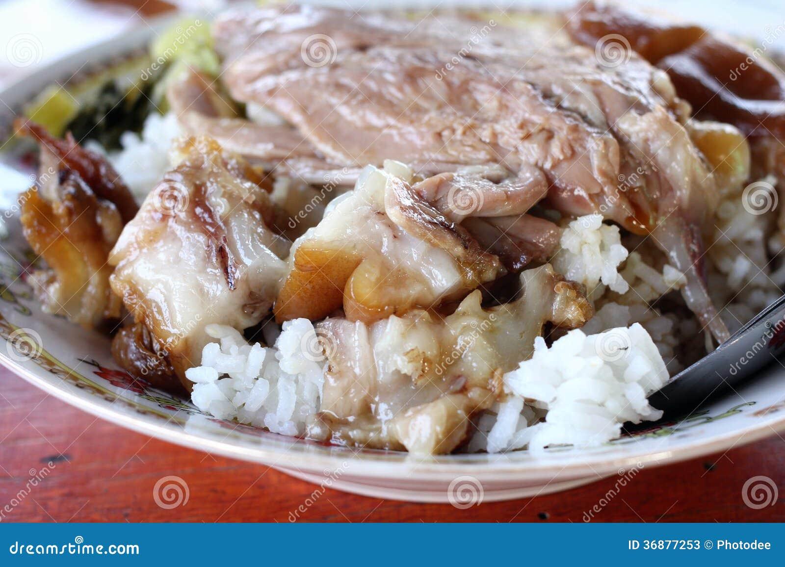 Download Gamba Stufata Della Carne Di Maiale Immagine Stock - Immagine di pelle, porco: 36877253