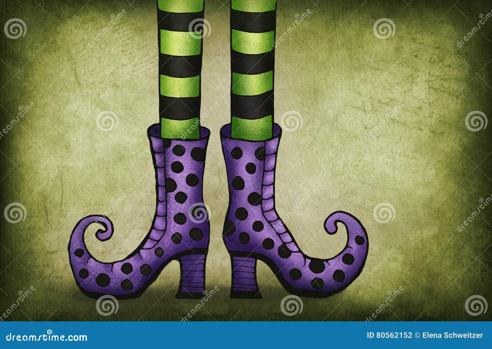 Gambe della strega