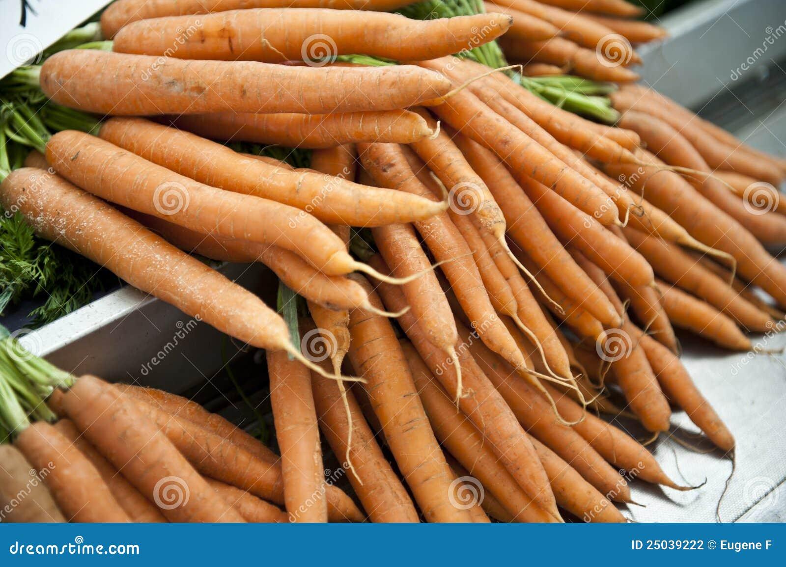 Gambi della carota