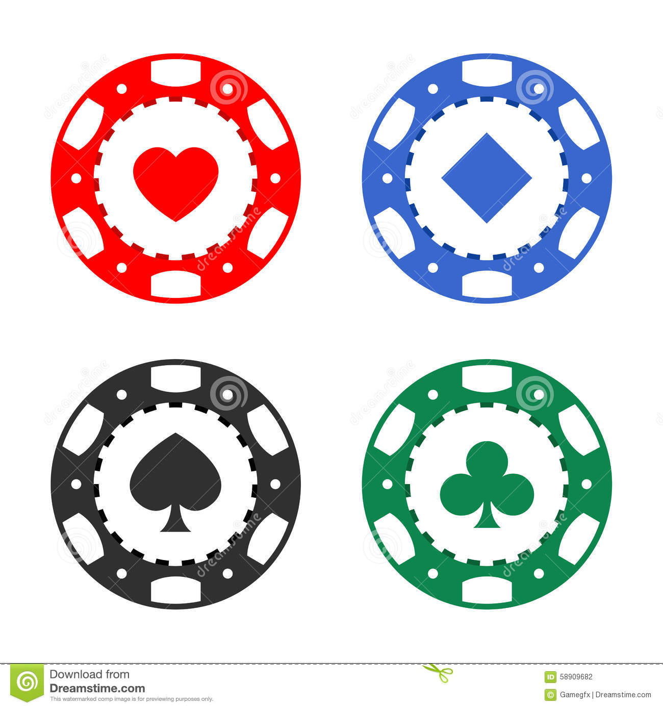 Casino chip las 13
