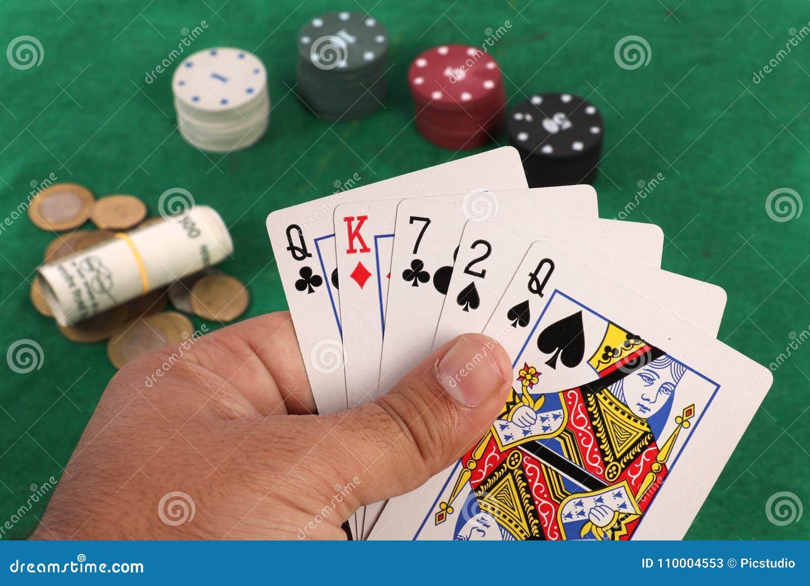 table games gambling card time