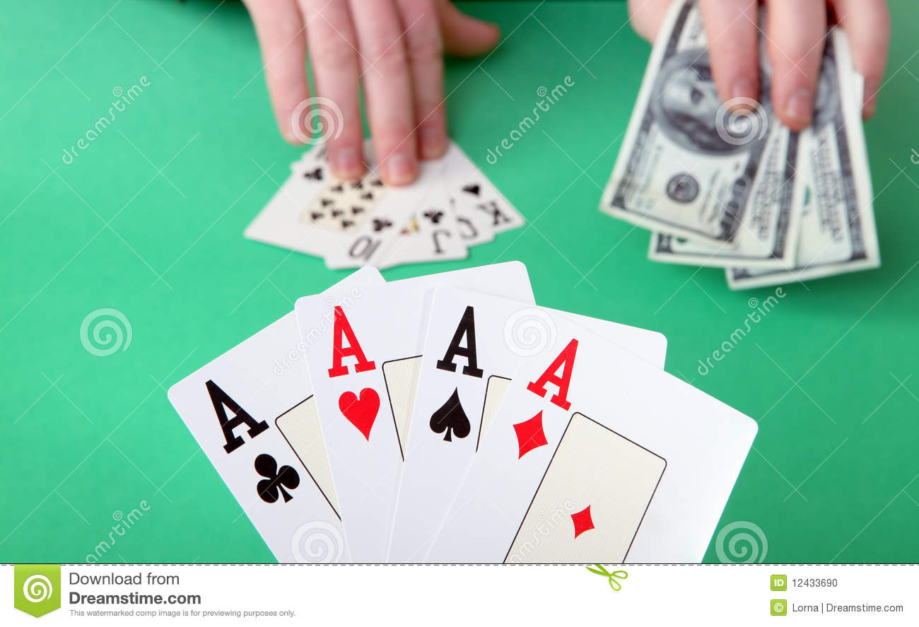Losing All Your Money At The Casino