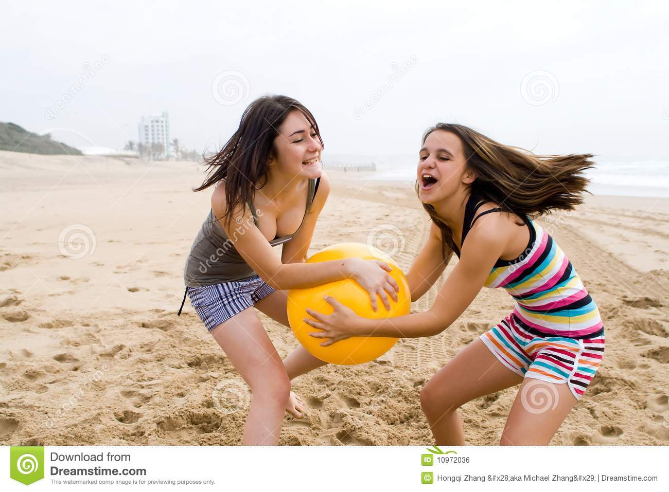 That young teen girl beach amusing phrase