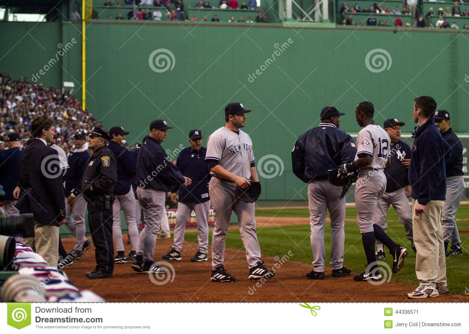 2003 game 3 alcs editorial photo image of boston - Pedro martinez garcia ...