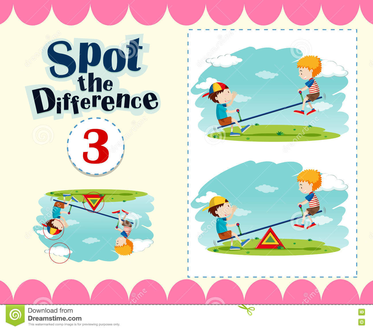Spot the difference games download free
