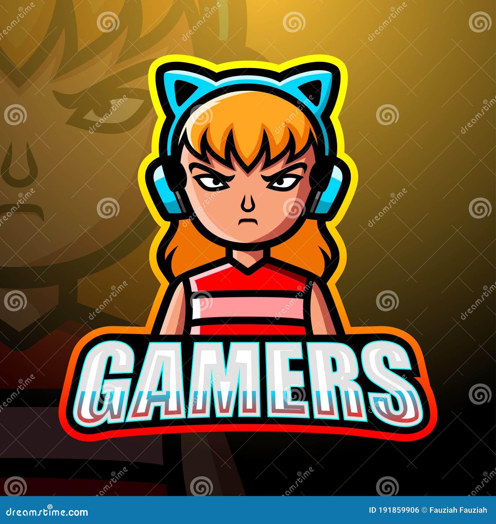 Gamer Girl Stock Illustrations 1 762 Gamer Girl Stock Illustrations Vectors Clipart Dreamstime