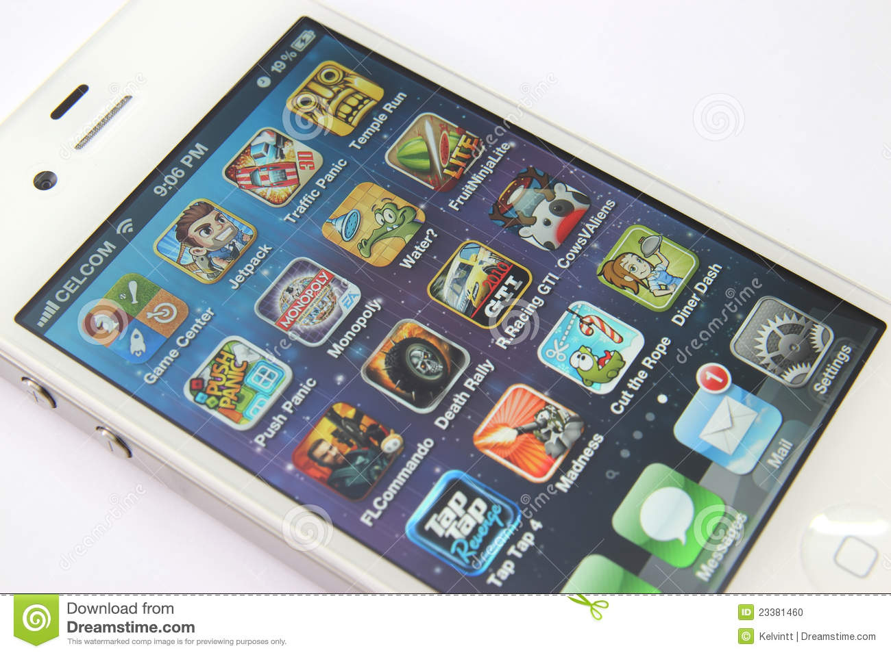 iphone game apps