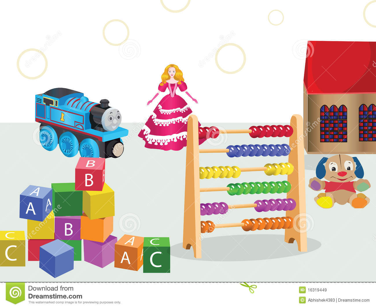 Toys For School : Games toys royalty free stock images image