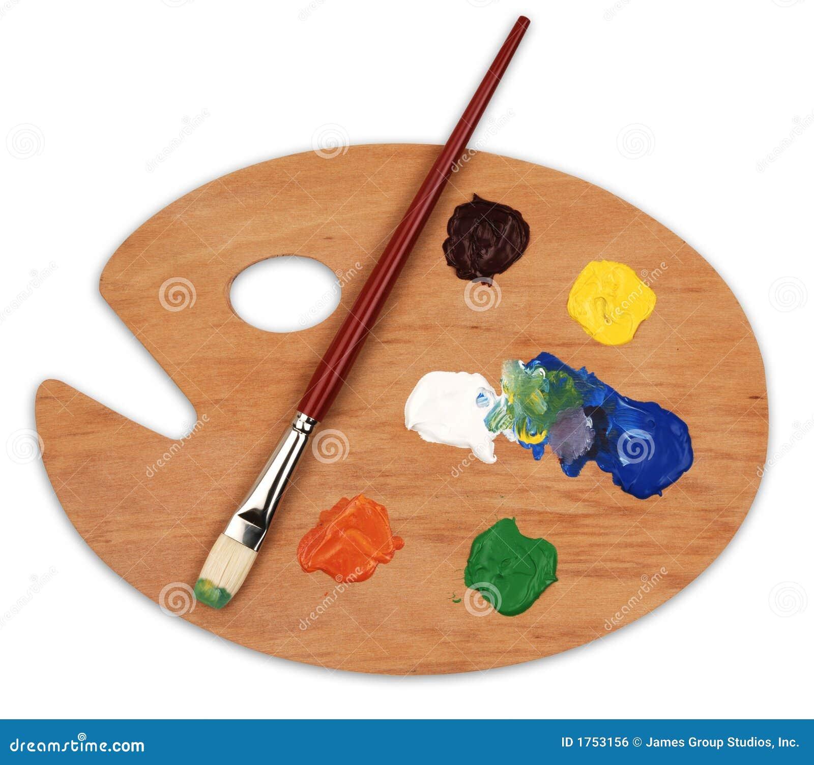 Gamma di colori di arte