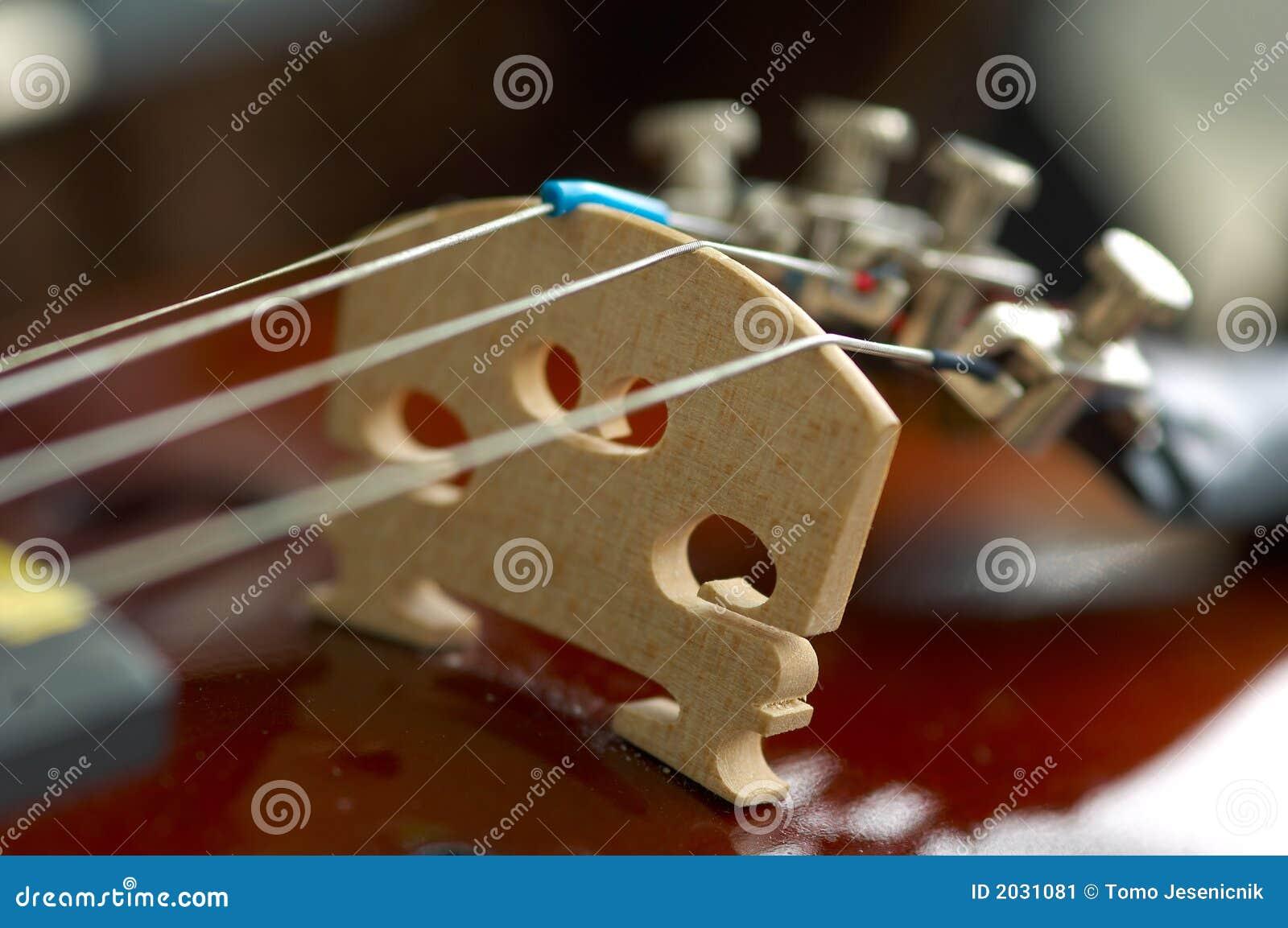 Gammal fiol