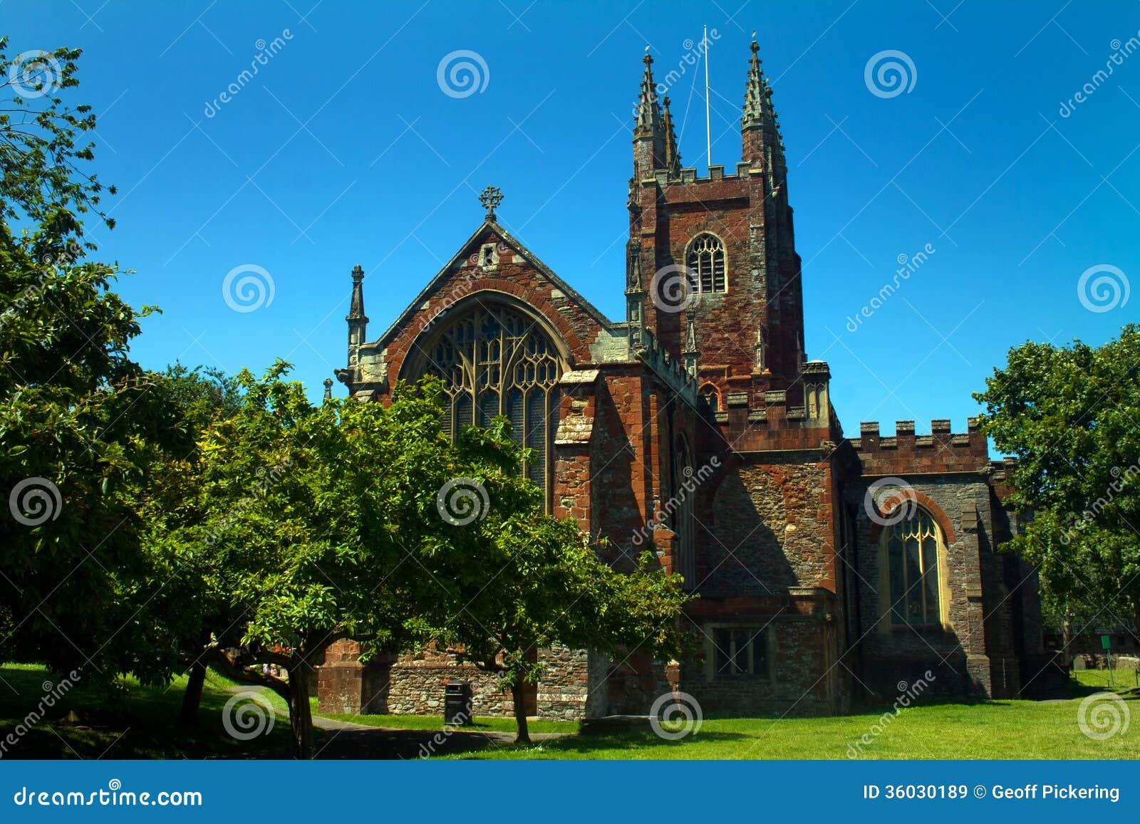 Gammal kyrka