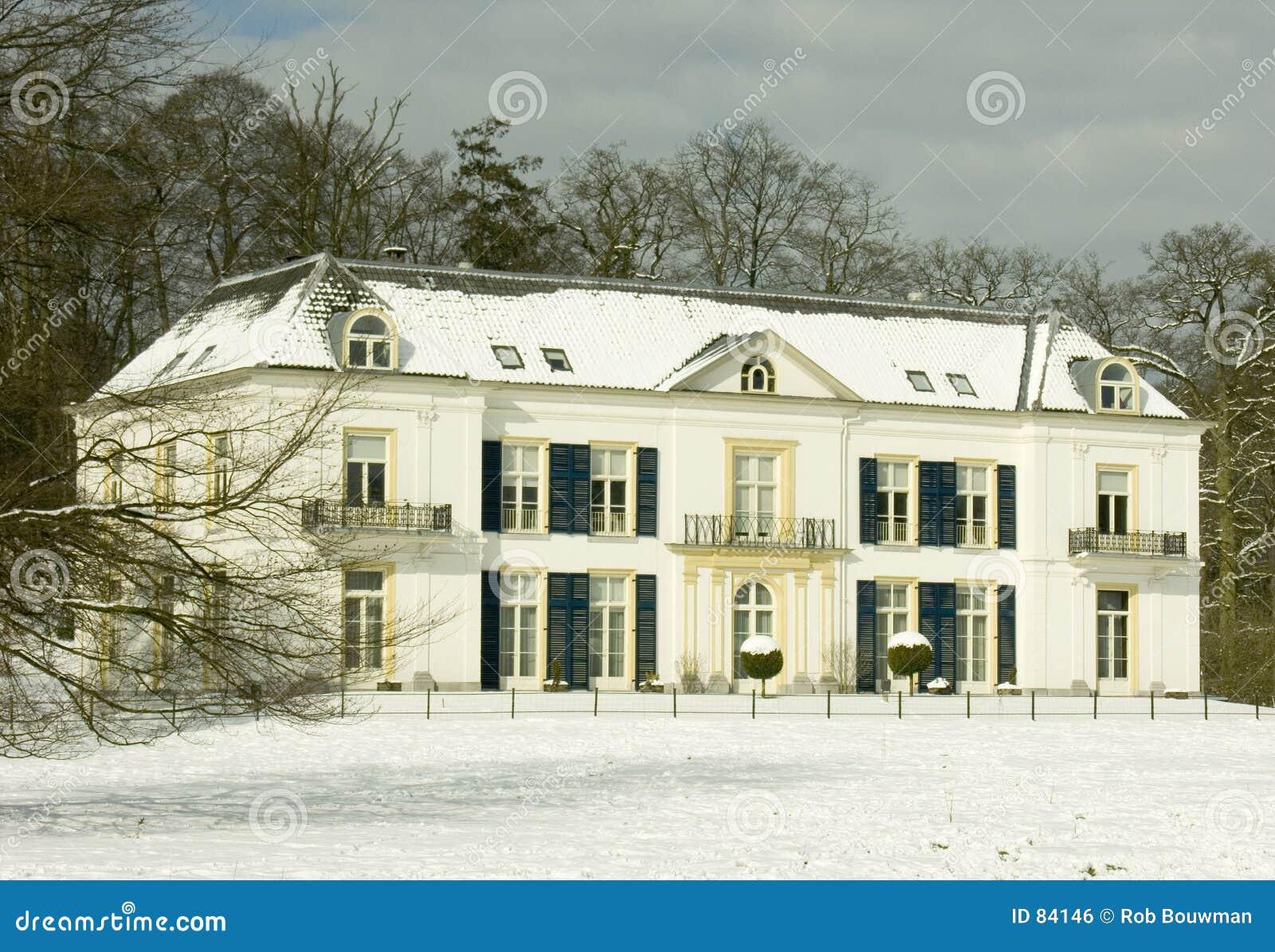 Gammal landhouse