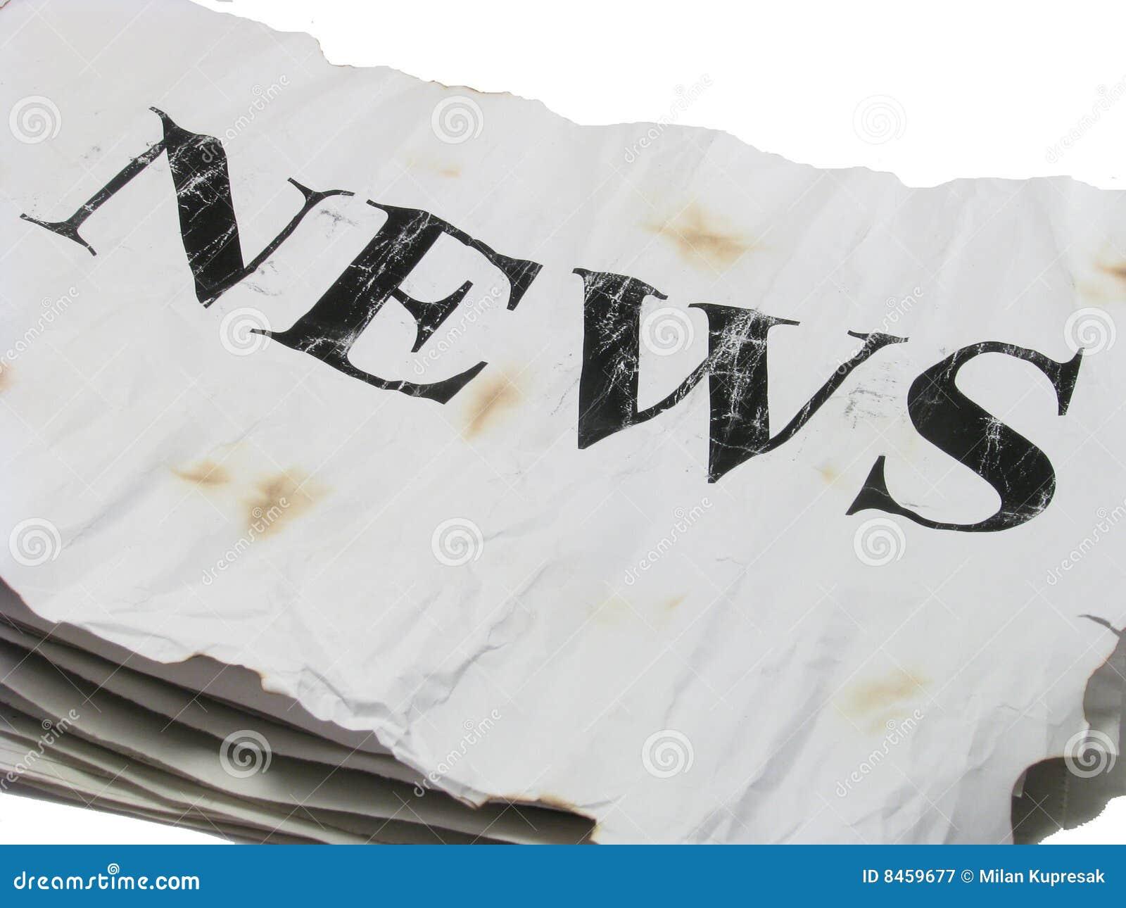 Gammal nyheterna
