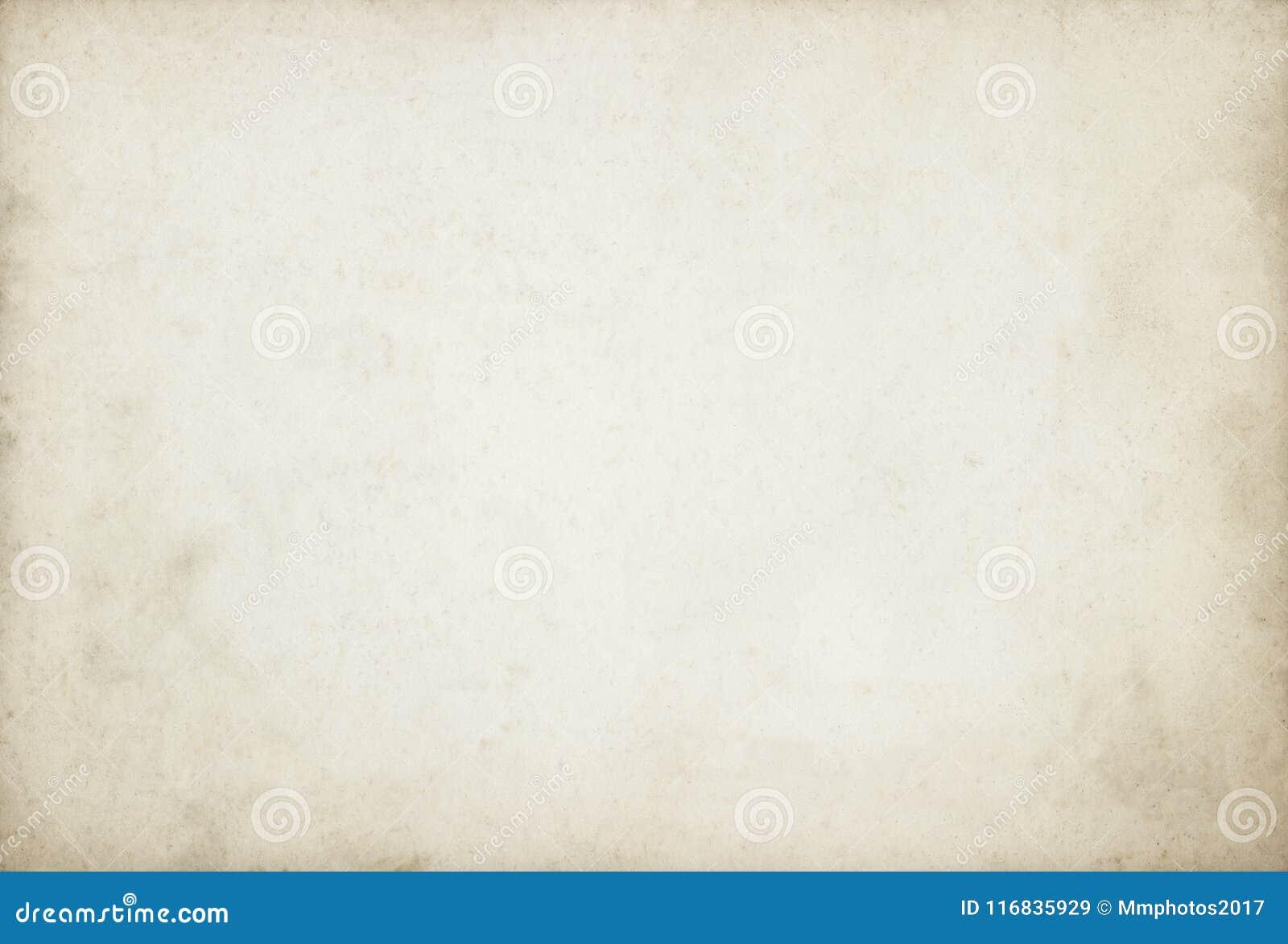 Gammal paper textur för bakgrund