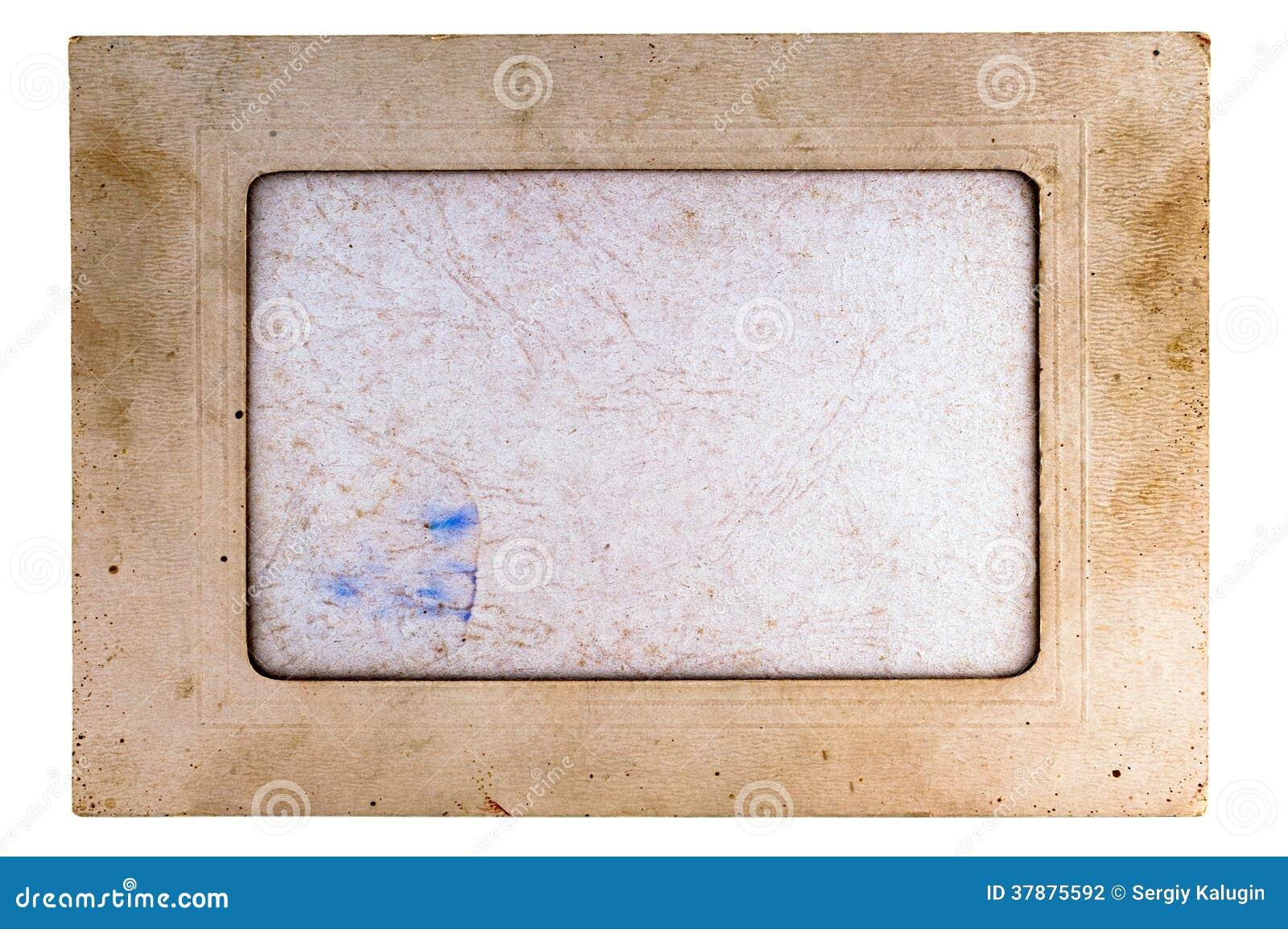Gammal pappers- karaktärsteckning för fotoet 1