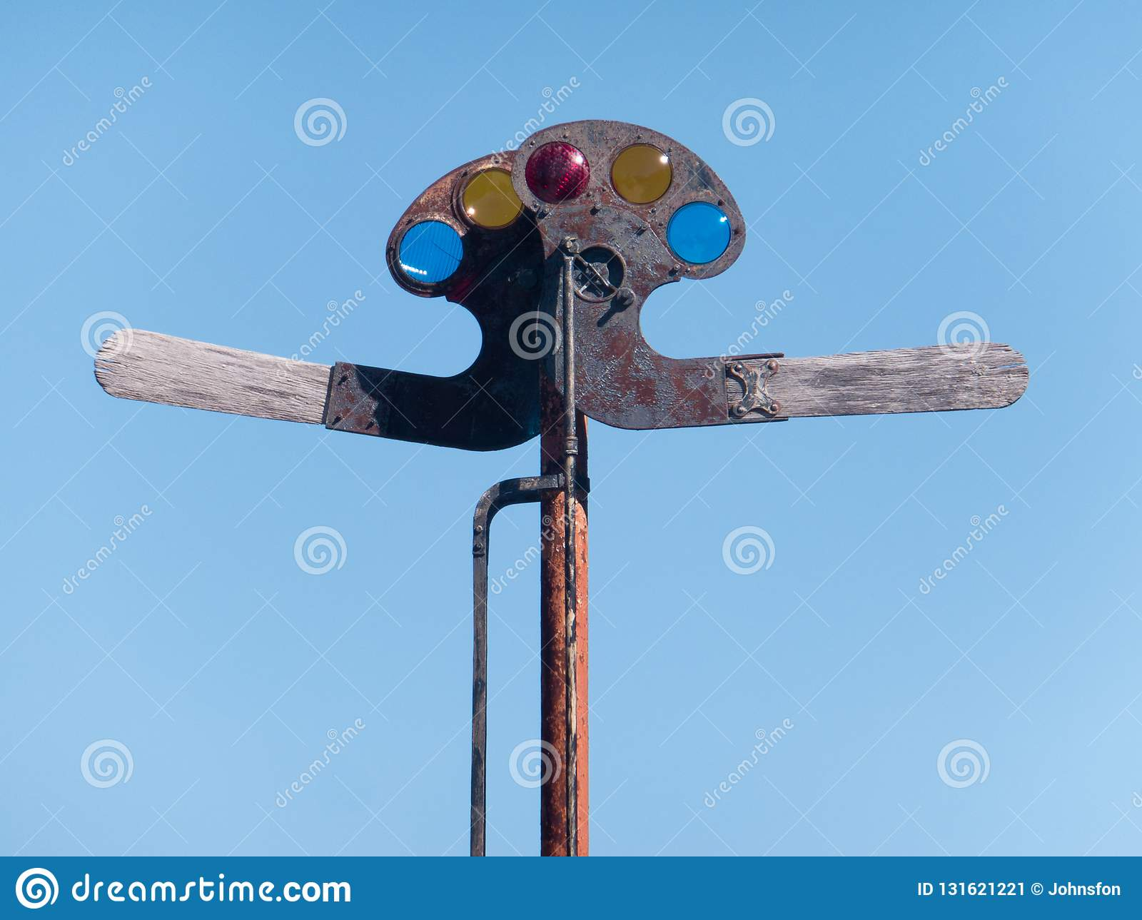 Gammal signalist