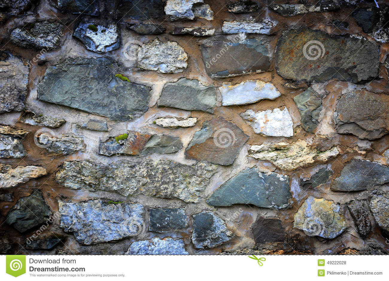 Gammal stonework