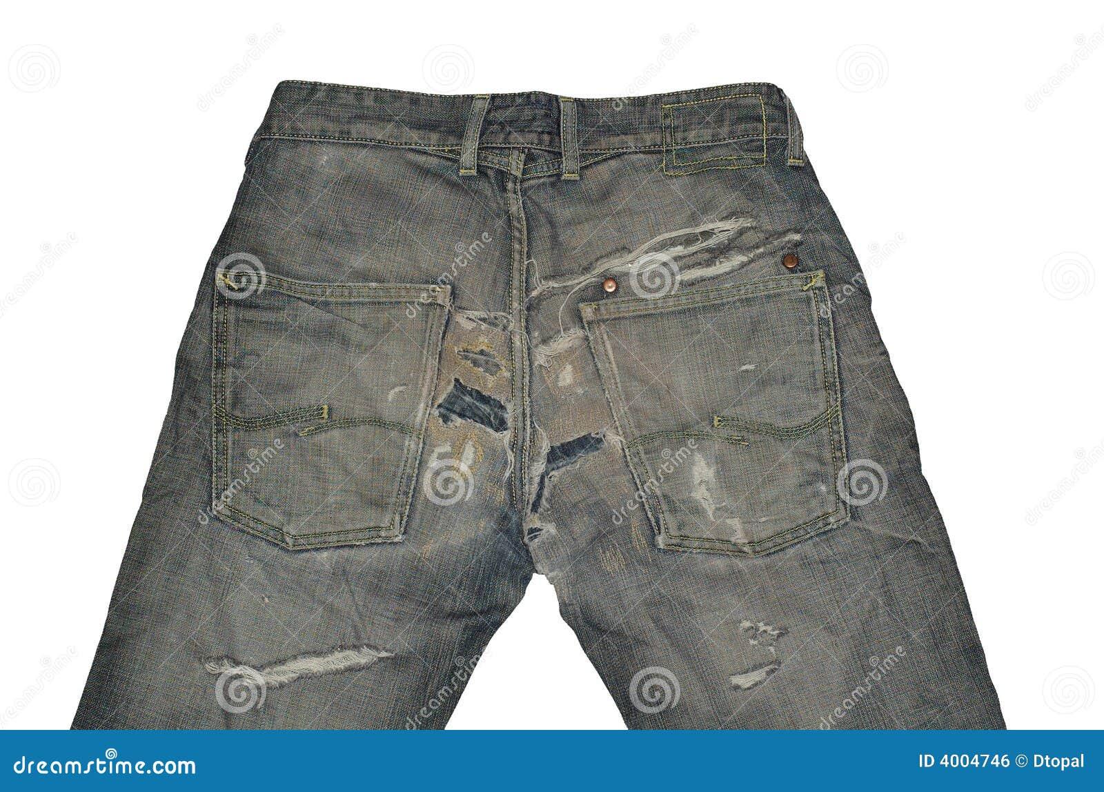 Gammal tappning för jeans