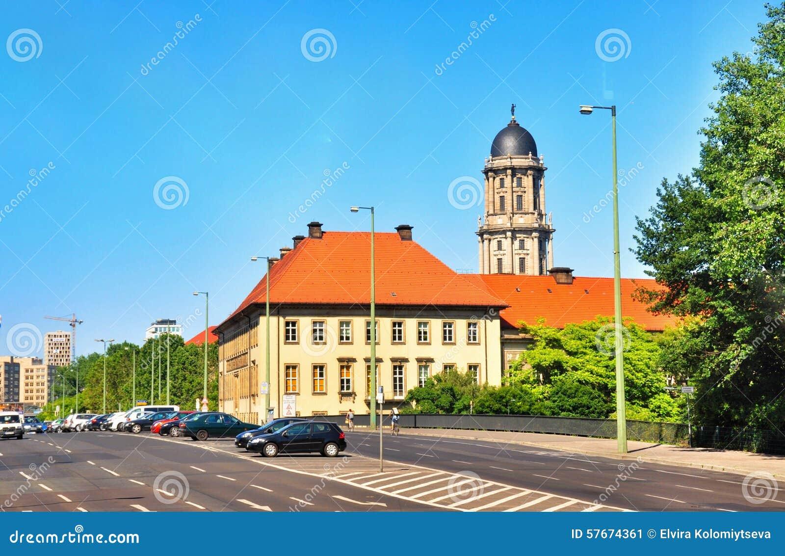 Gammal town för berlin korridor