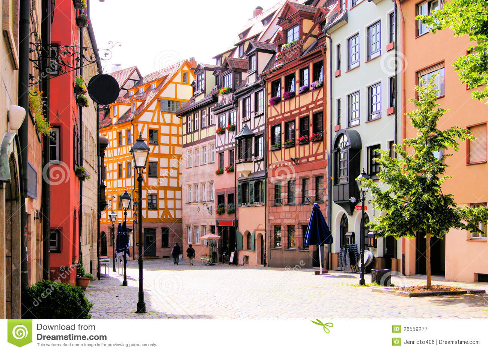 Gammal Town, Nuremberg