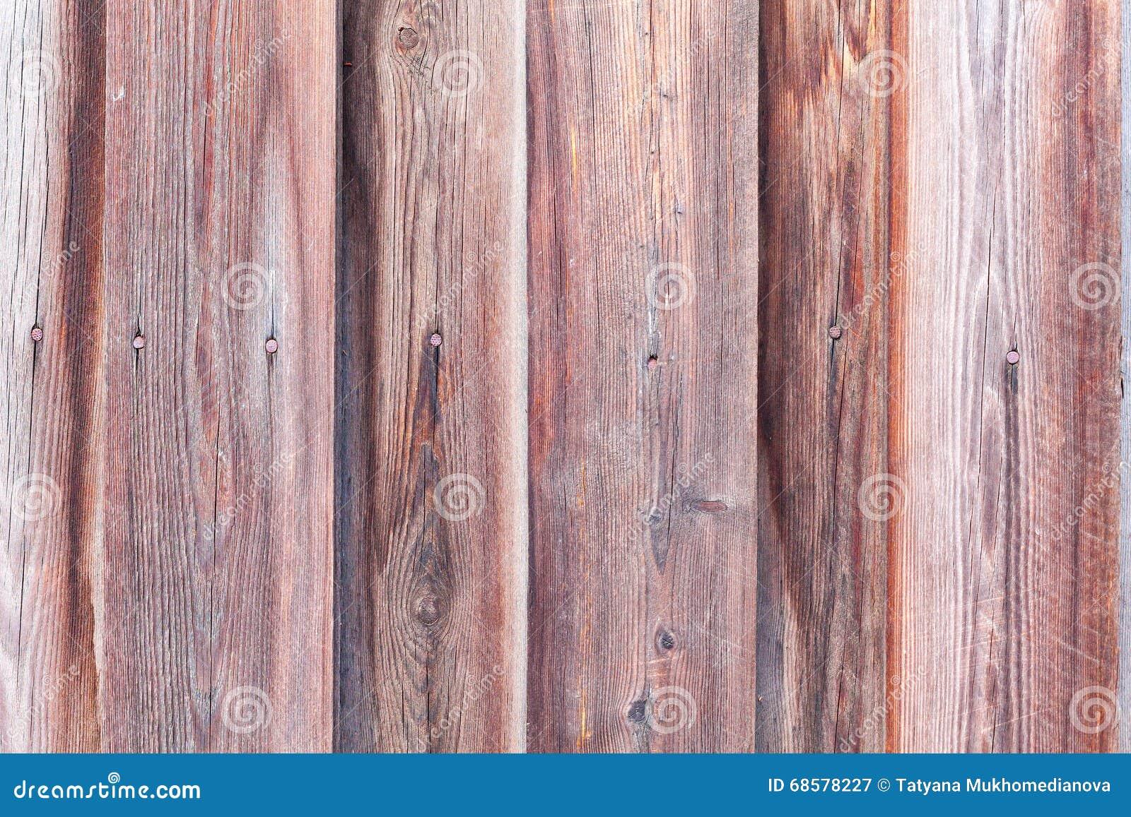 Gammal trävägg som en naturlig textur eller bakgrund kopiera avstånd gammalt trä för staket Landsstil