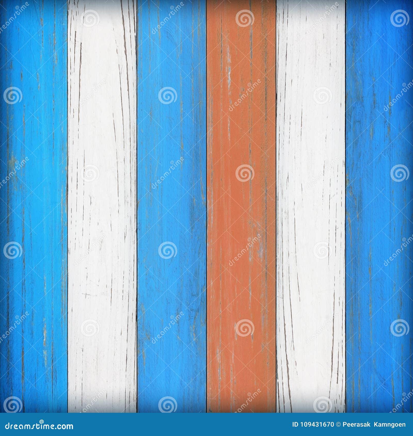 Gammal träväggbakgrund eller textur; Tappningträbakgrund