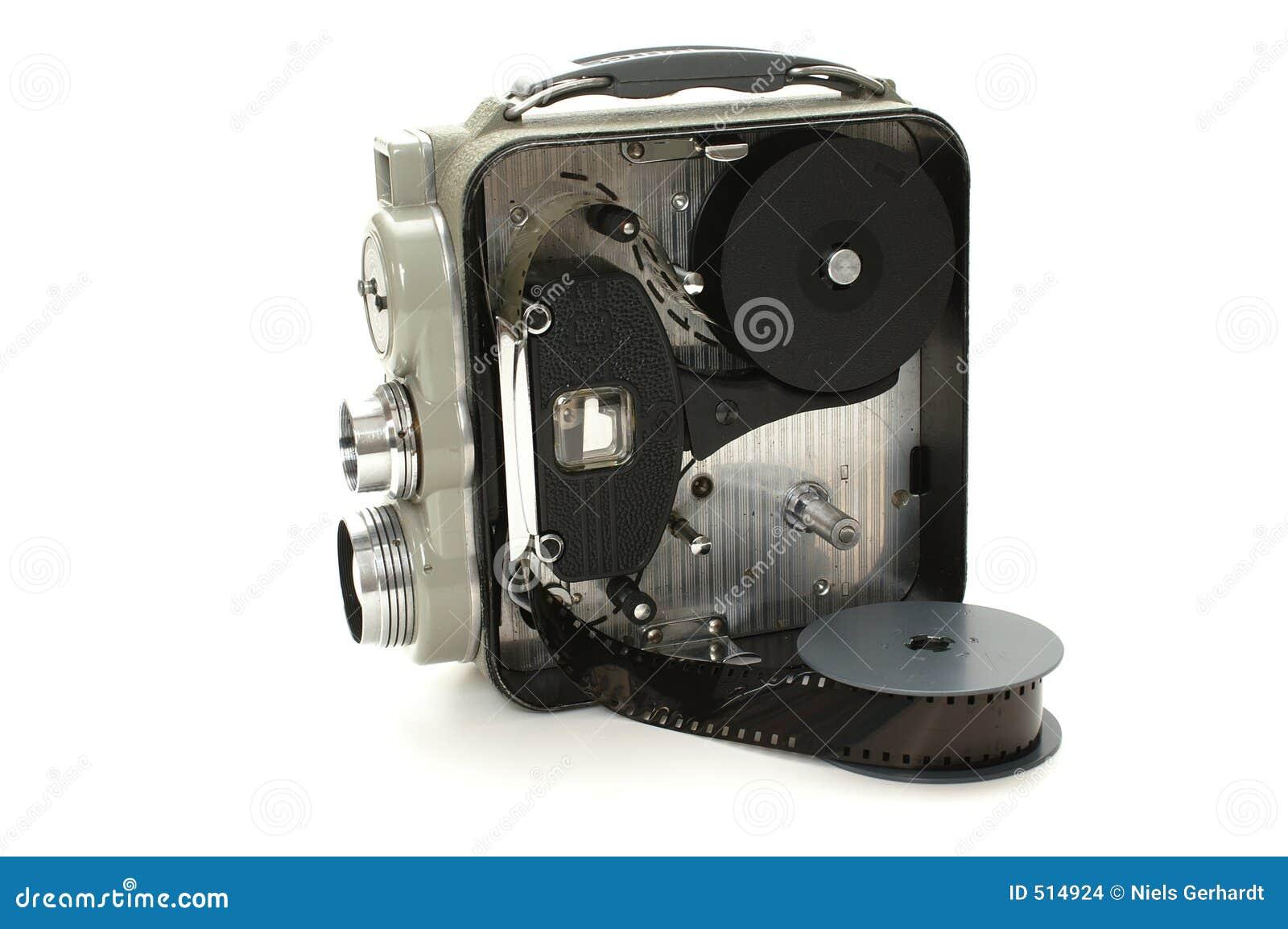 Gammal video för kamera