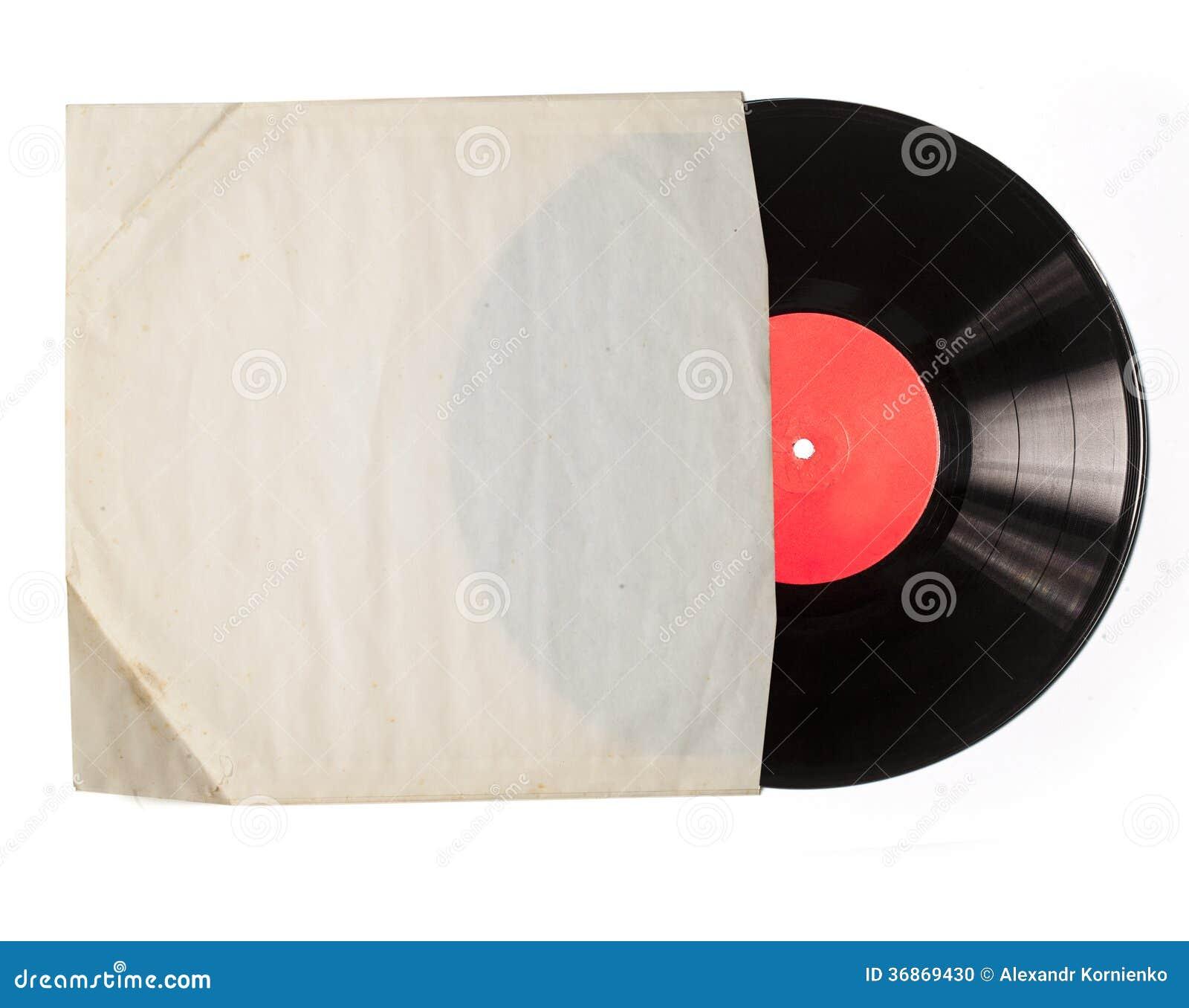 Gammal vinyl