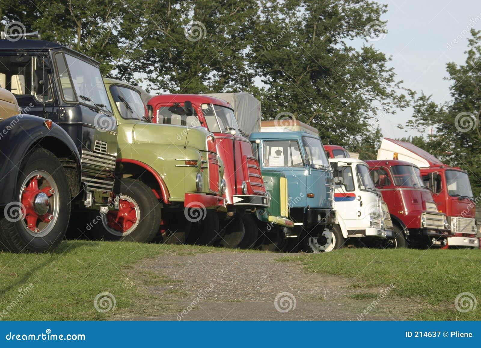 Gammala bilar