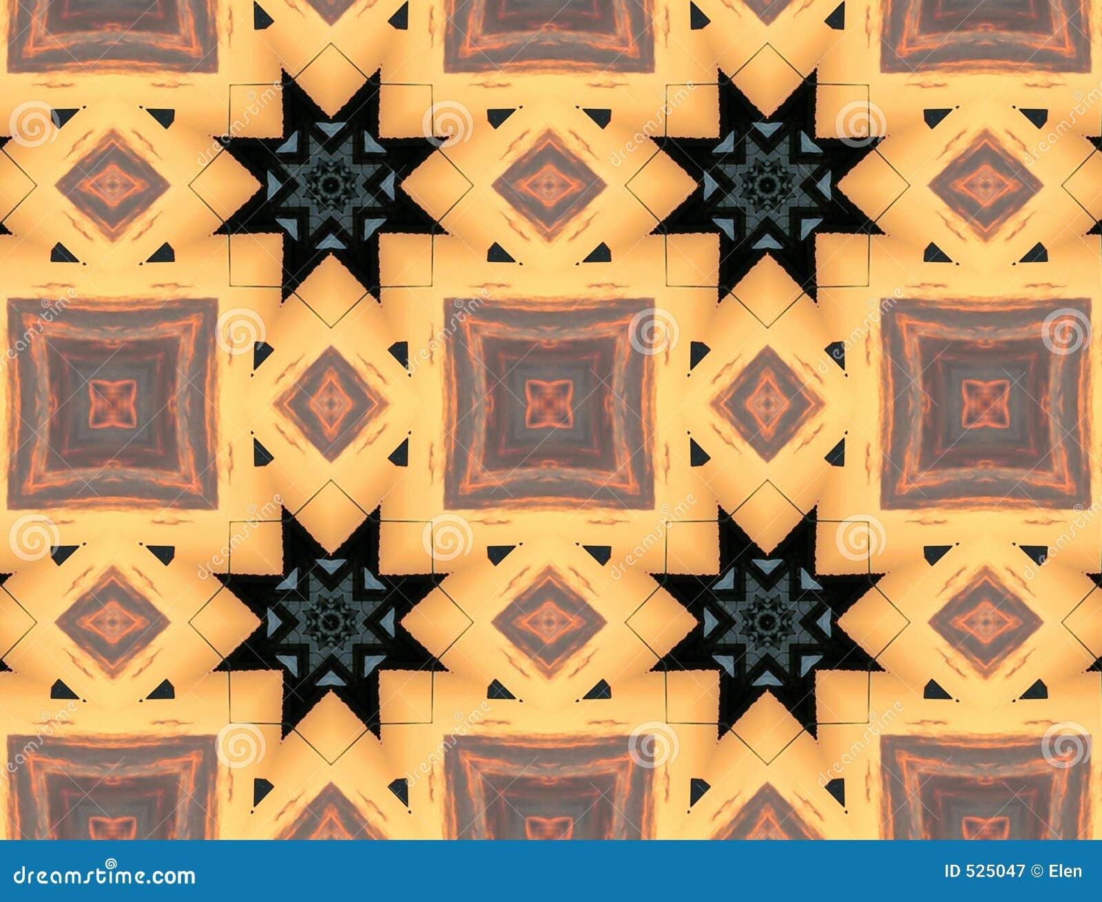 Gammalt dekorativt papper