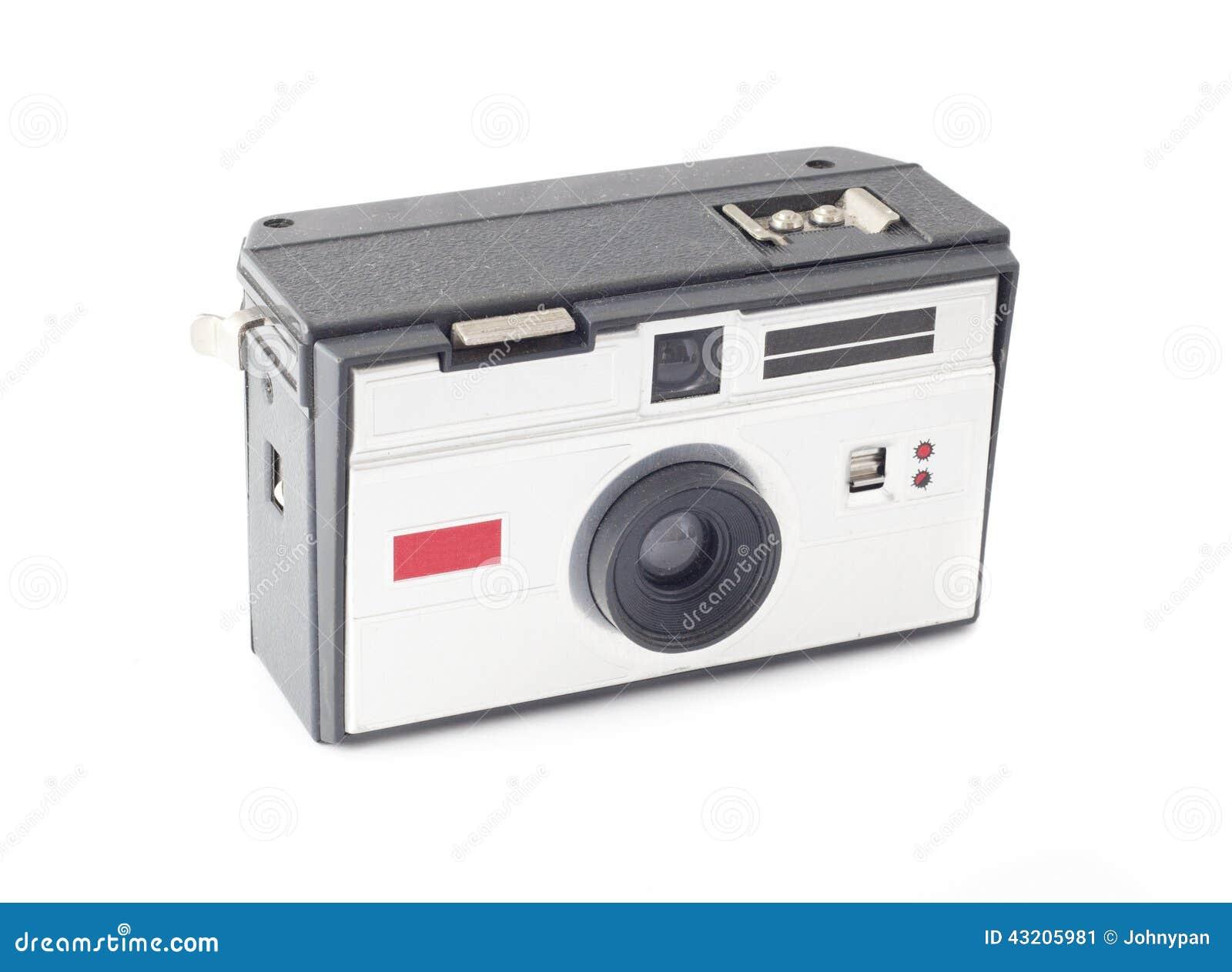 Download Gammalt foto för kamera fotografering för bildbyråer. Bild av teknologi - 43205981